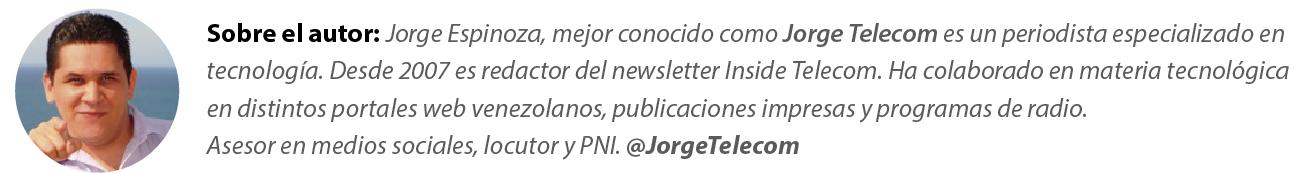 Jorge Telecom