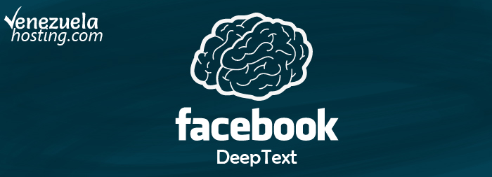 Facebook Deepteext