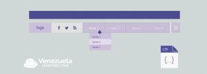CSS: menú fijo en 3 sencillos pasos