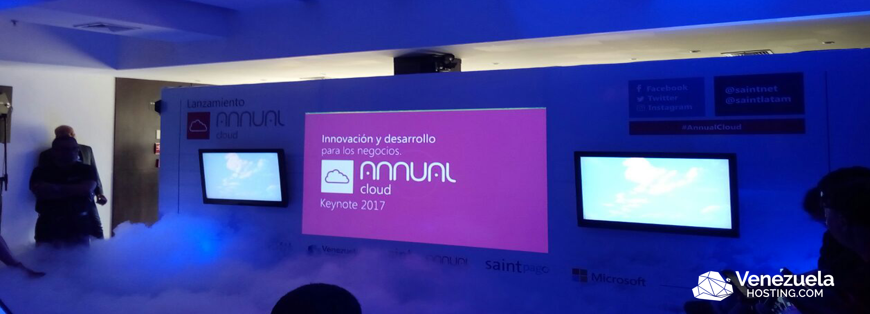 evento annual cloud