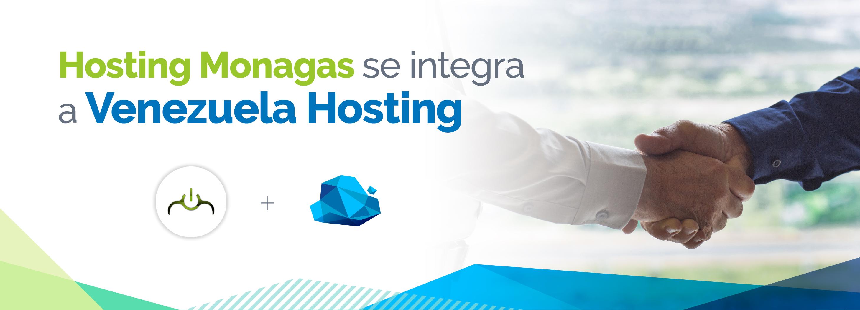 integración con hosting monagas
